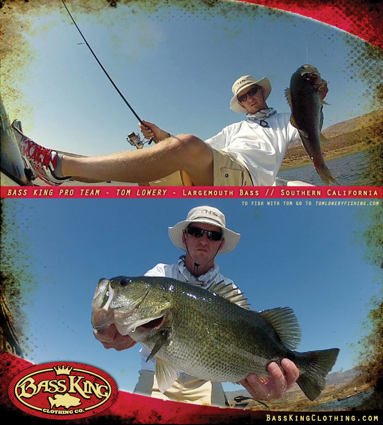 Bass king news feed bass fishing reports and news for Otay lakes fishing