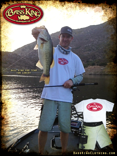 Bass king news feed bass fishing reports and news for Bass fishing san diego