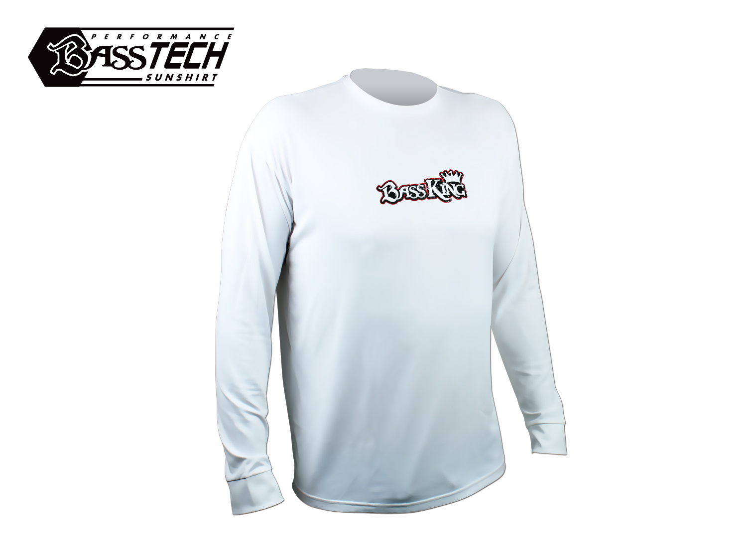 Shop bass king bass fishing clothing and outdoor gear for Fishing shirts that keep you cool
